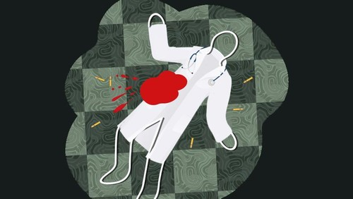 Dokter Letty Ditembak Mati Suami