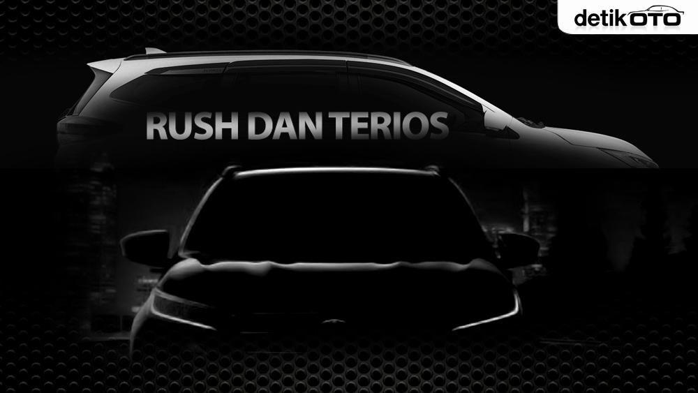 Toyota Rush-Daihatsu Terios Model 2017