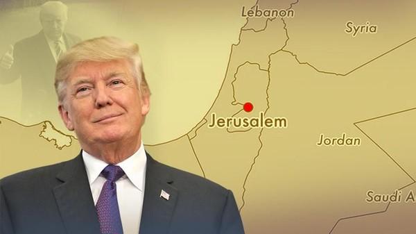 Trump Akui Yerusalem Ibu Kota Israel