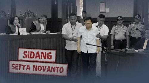 Sidang Setya Novanto