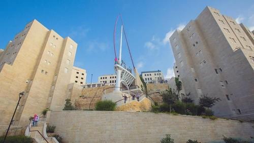 Rawabi, Kota Metropolitan Palestina