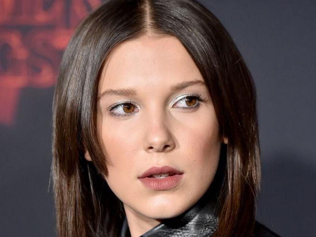 Transformasi Rambut Eleven 'Stranger Things', Dulu Cepak Kini Cantik Feminin