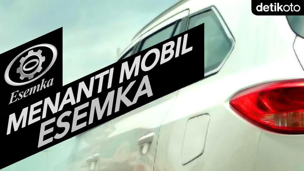 Menanti Mobil Esemka