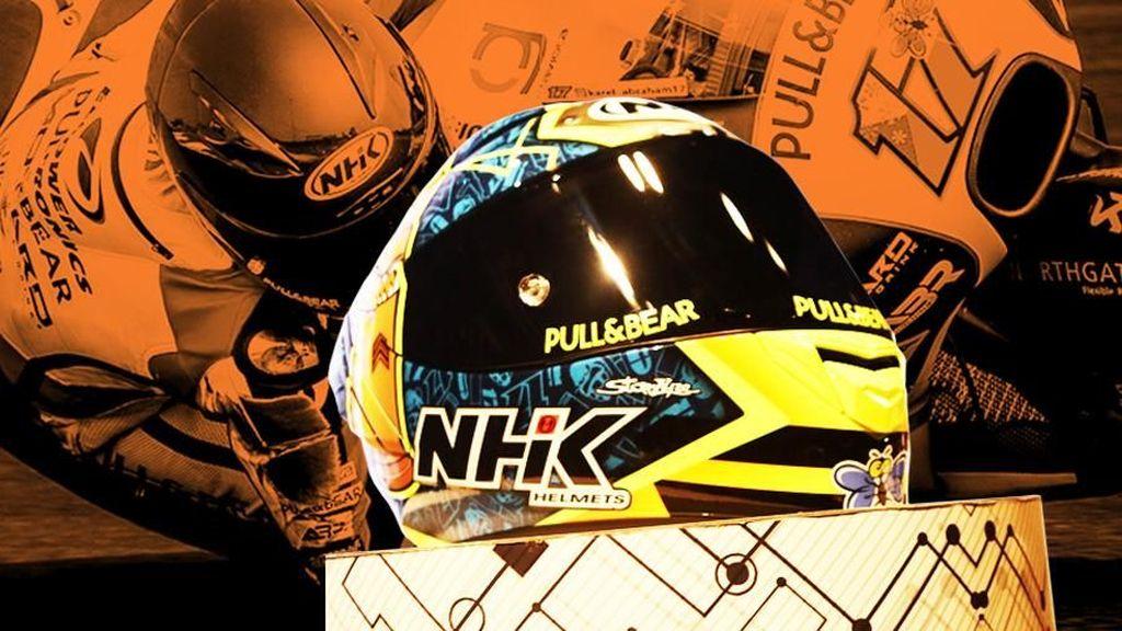 Helm Indonesia di MotoGP
