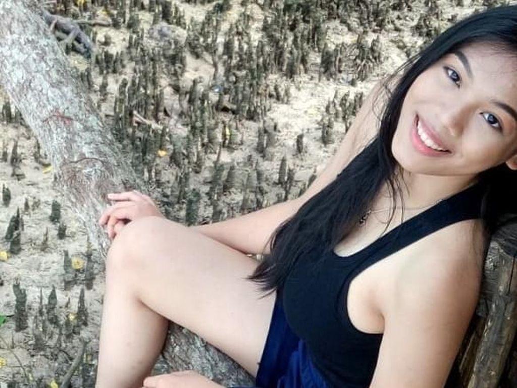 Foto: Alya Nurshabrina, Miss Indonesia 2018 yang Gemar ke Pantai