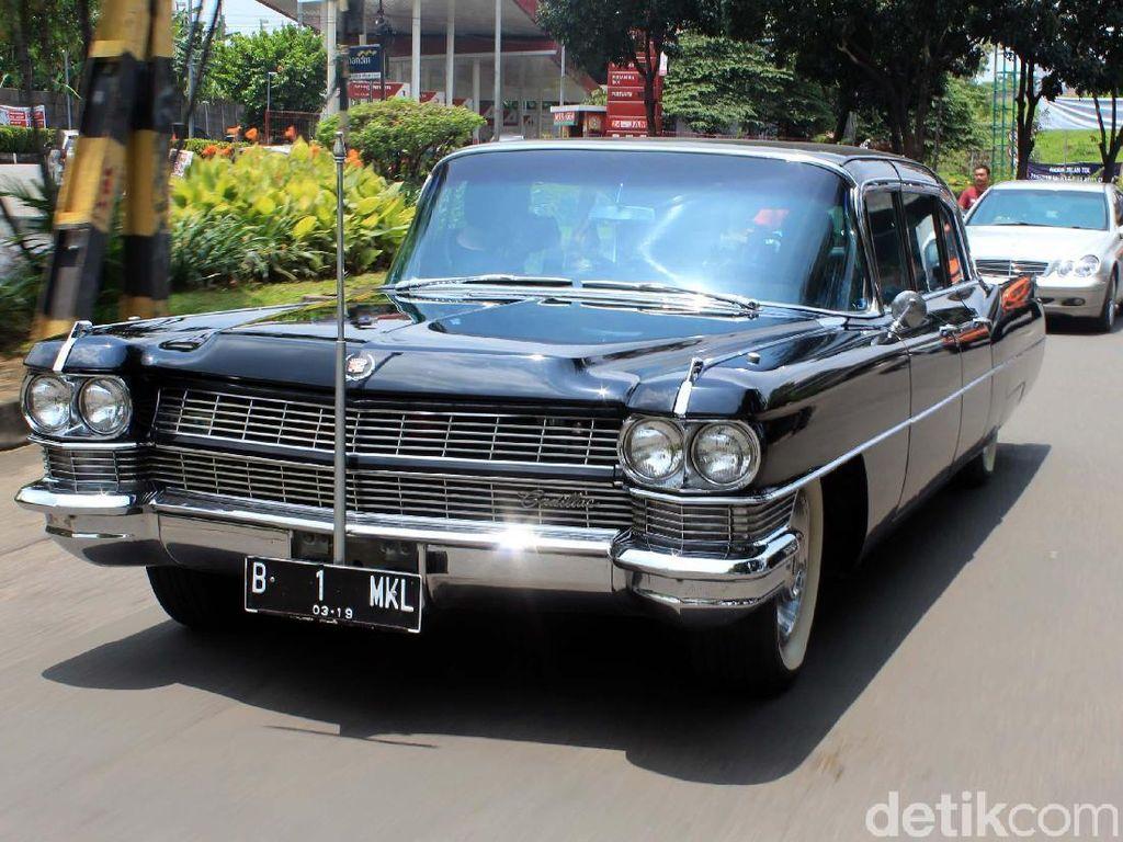 Mobil Bekas Bung Karno Ini Pemberian John F. Kennedy