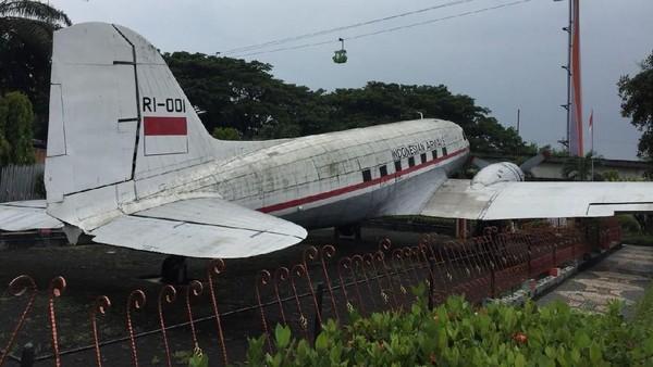 Kisah Pesawat Pertama RI