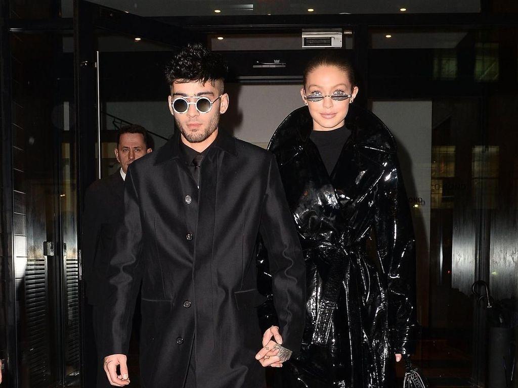 Penampilan Baru Zayn Malik Makin Ganteng Setelah Putus dari Gigi Hadid