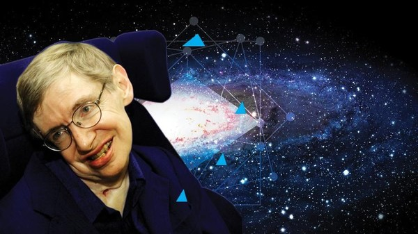 Stephen Hawking Meninggal