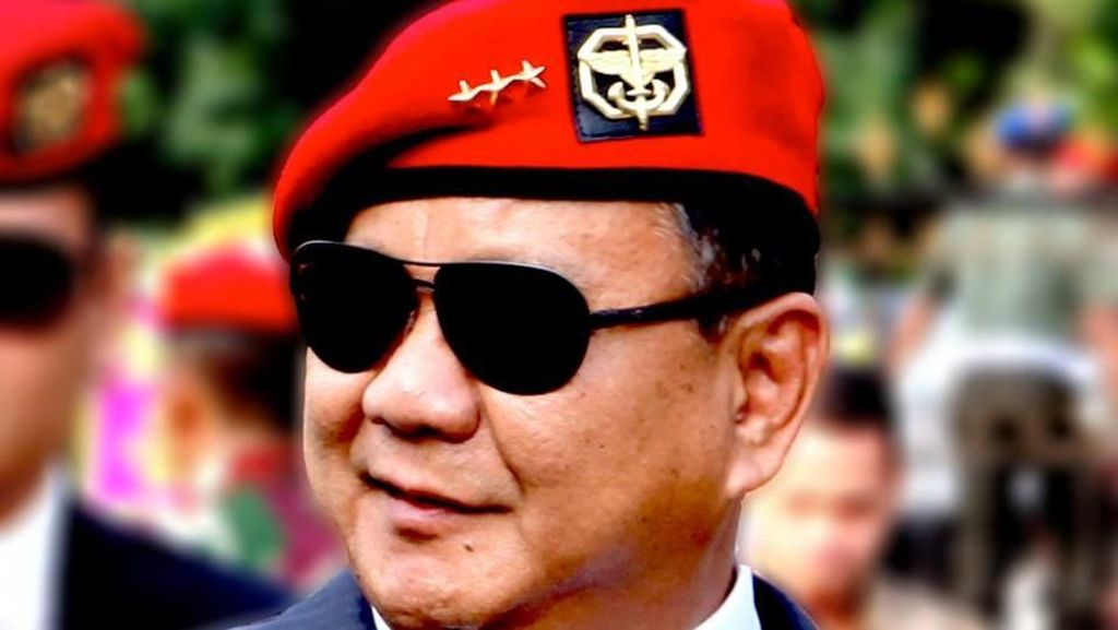 Bicara Indonesia Bubar 2030 di UI, Prabowo Kutip Novel Fiksi