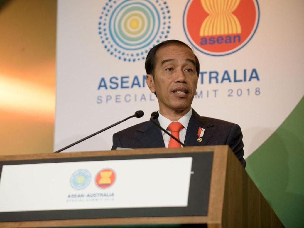 Presiden Jokowi Nggak Mau Indonesia Kalah Sama Sydney