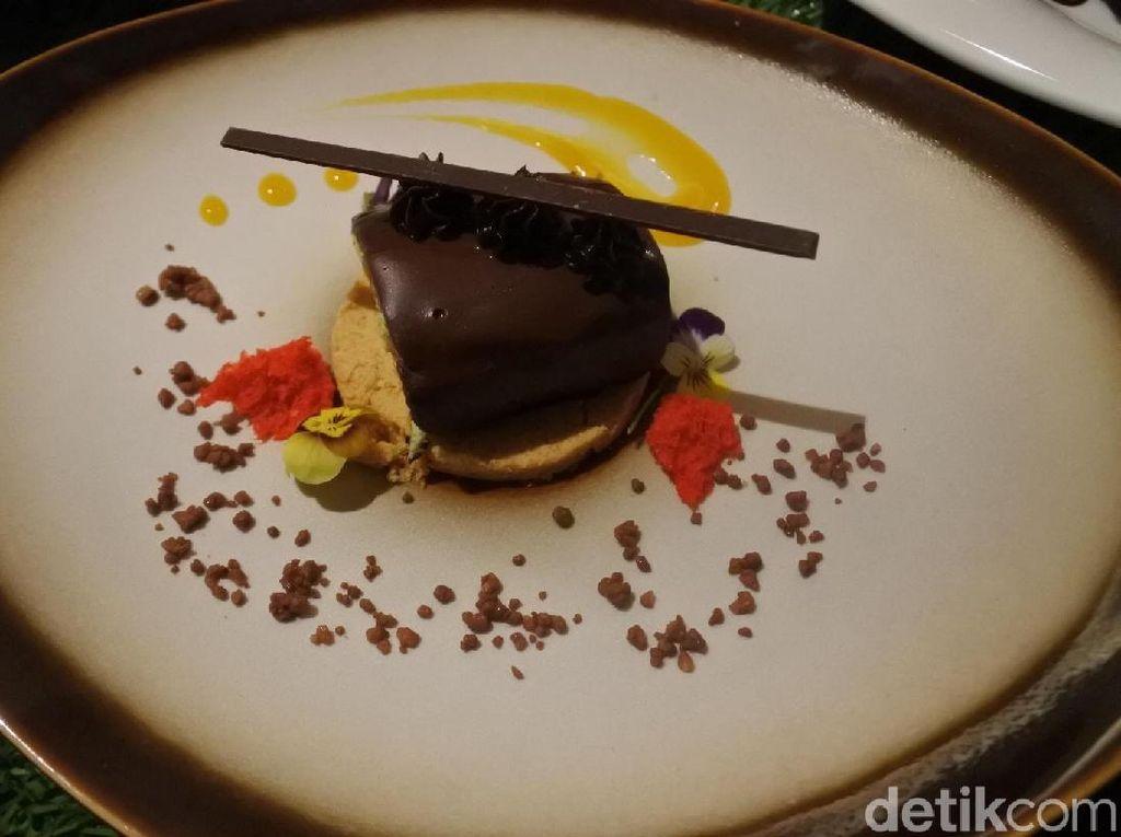 Cokelat Sehat dan Cokelat Gaya Timur Tengah Ditawarkan dalam 'Chocolics'
