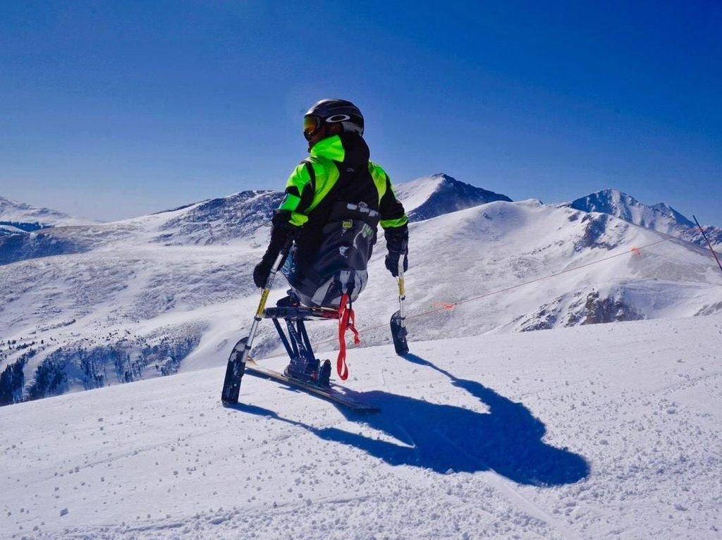 Pria Ini Bisa Jadi yang Pertama Daki Gunung Everest Tanpa Kaki