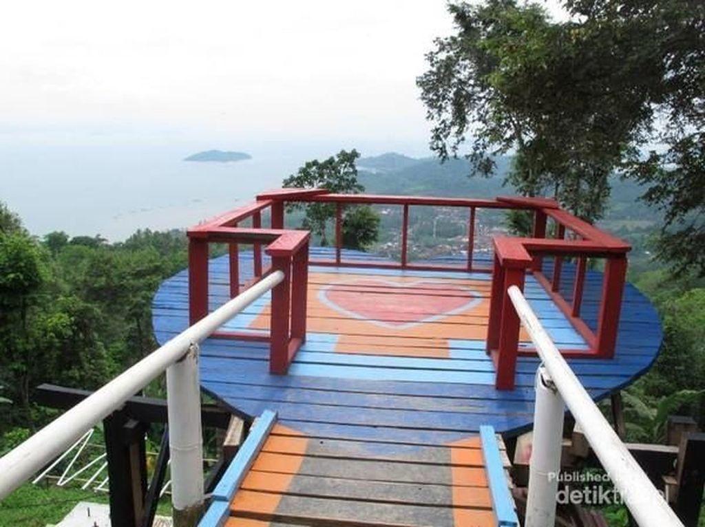 Tempat Fotogenik di Lampung, Banyak!