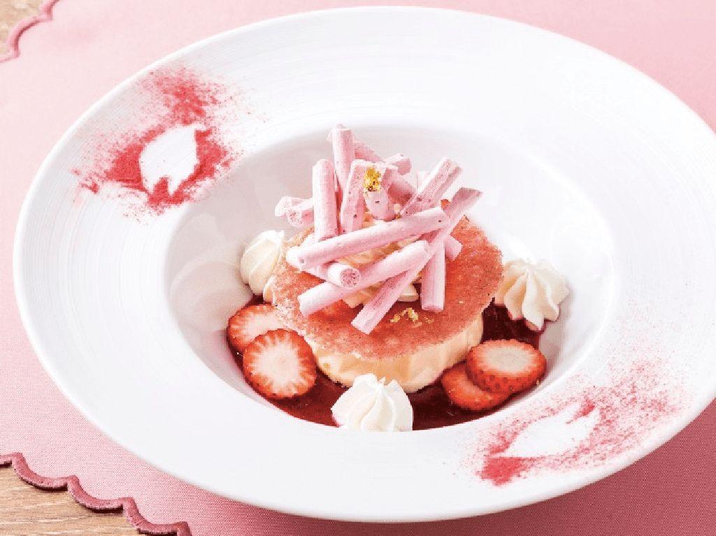 Baby Pink Cantik! 10 Dessert Bertema Sakura dari Jepang