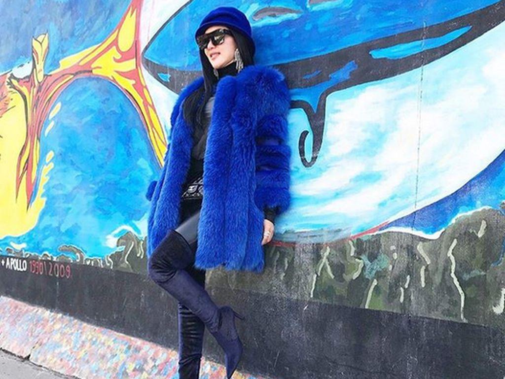 Berlin Wall, Tempat Syahrini Foto-foto di Jerman