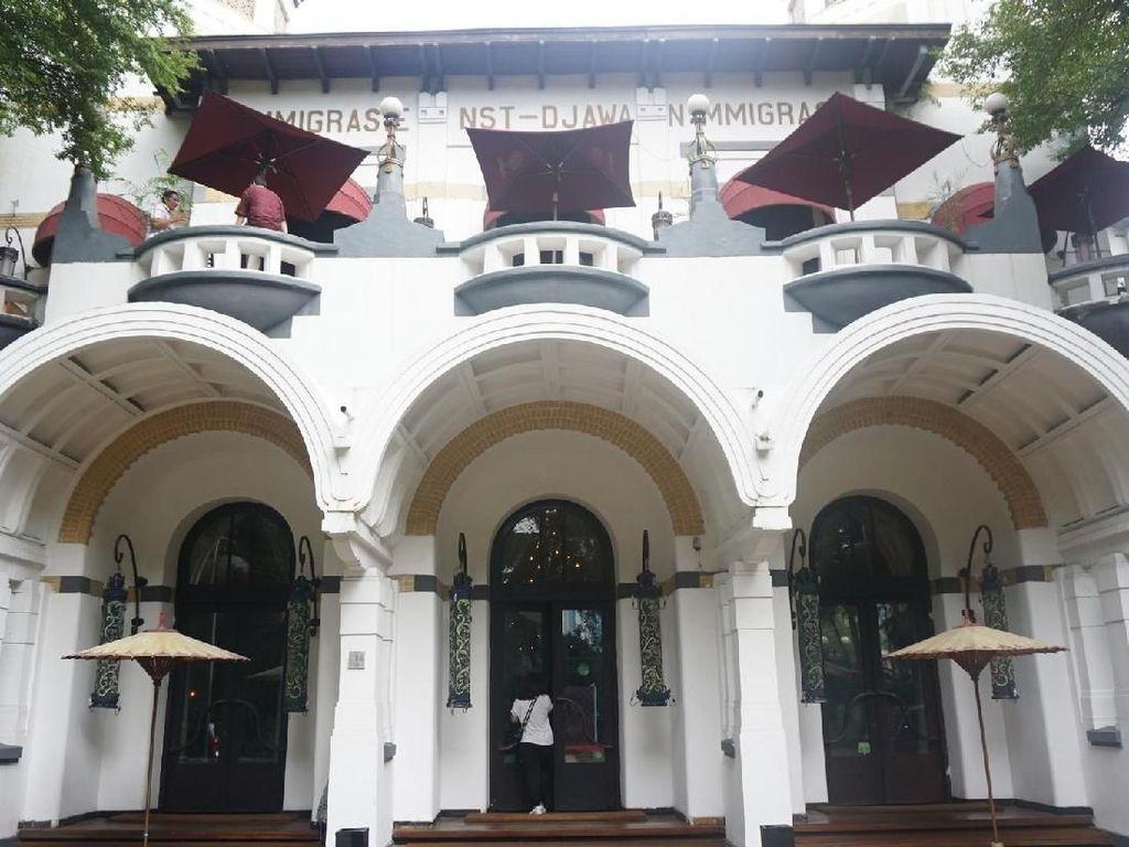 Foto: Tempat Nongkrong Asyik Sambil Belajar Sejarah di Jakarta