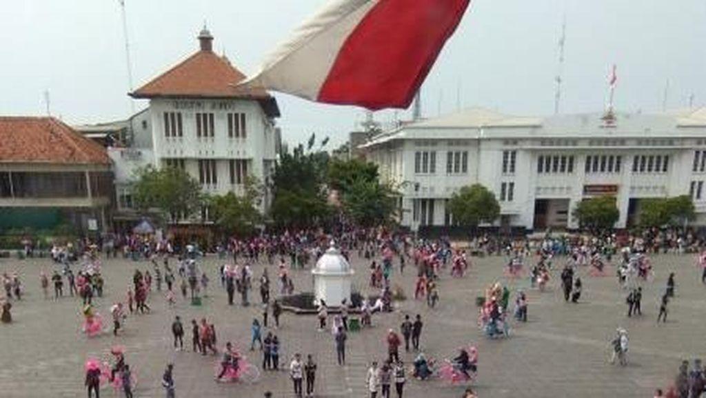 Sebelum ke Amsterdam, Kunjungi Dulu Museum Fatahillah Jakarta