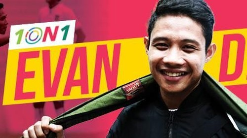 One on One: Evan Dimas