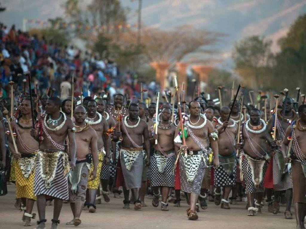 Foto: Swaziland, Si Negara yang Berganti Nama