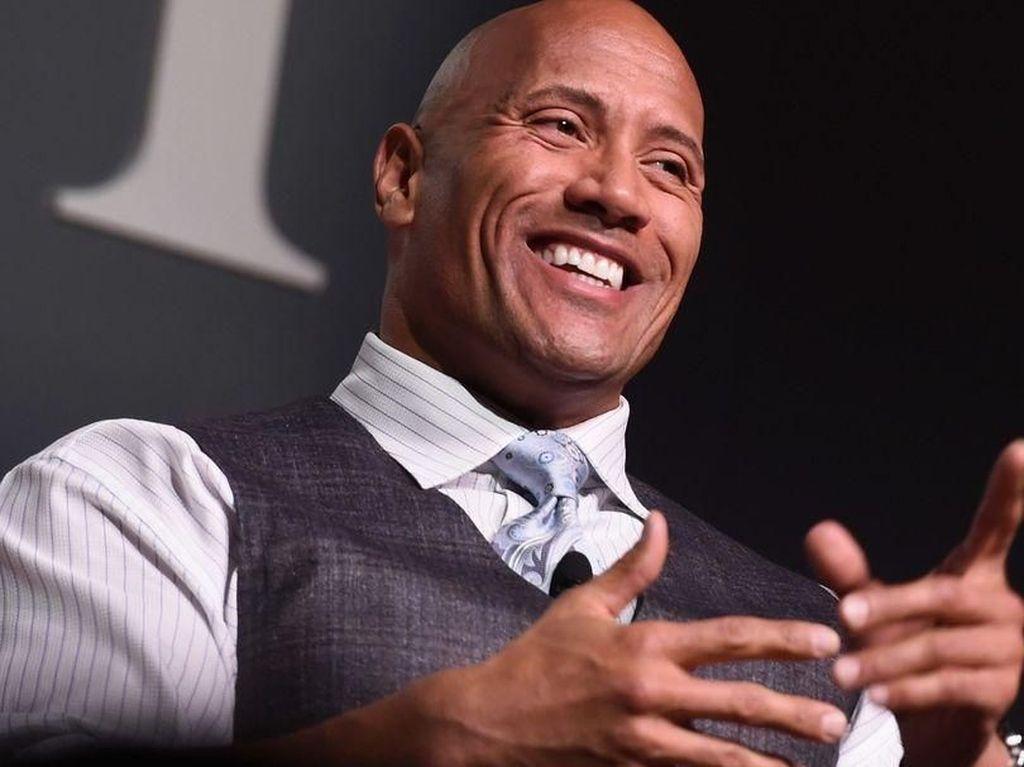 Dwayne Johnson 'The Rock', Luncurkan Perusahaan Tequila Terbaru