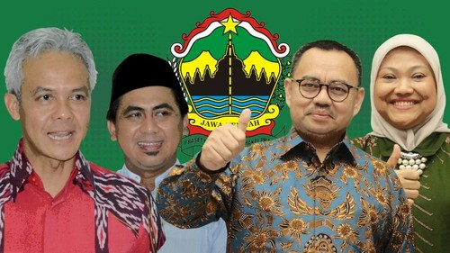 Debat Cagub Jateng