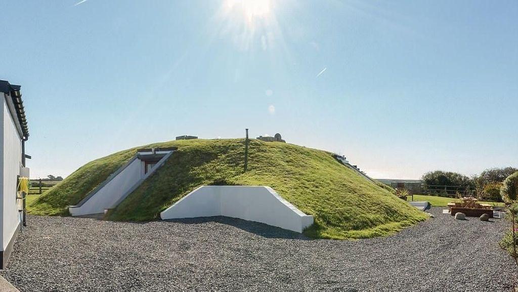 Foto: Bunker Bekas Perang Dunia II Tak Selamanya Horror & Suram