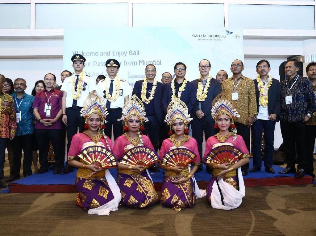 India, Pasar 'Gemuk' Bagi Pariwisata Indonesia