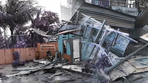 Puting Beliung di Yogyakarta