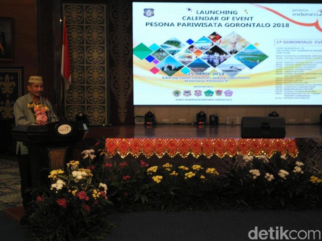 Strategi Menpar Arief Yahya untuk 'Menjual' Gorontalo