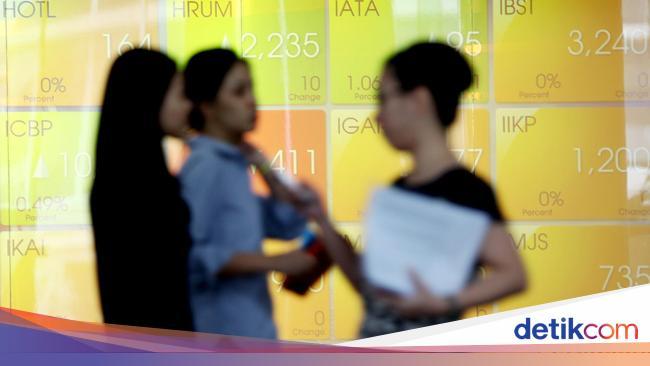 IHSG Transaksi Tembus Rp 5,8 T, IHSG Stagnan di 6.393