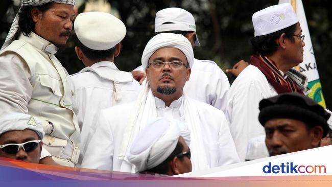Ini Pernyataan Habib Rizieq Dukung ISIS yang Jadi Alasan Pelarangan FPI