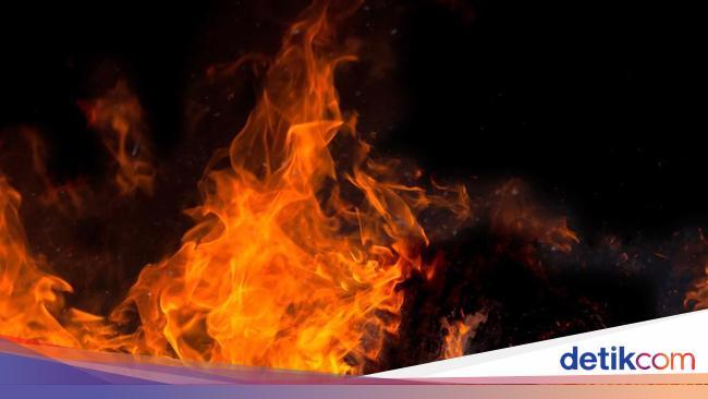 Ruang Panel RS Mayapada Lebak Bulus Terbakar