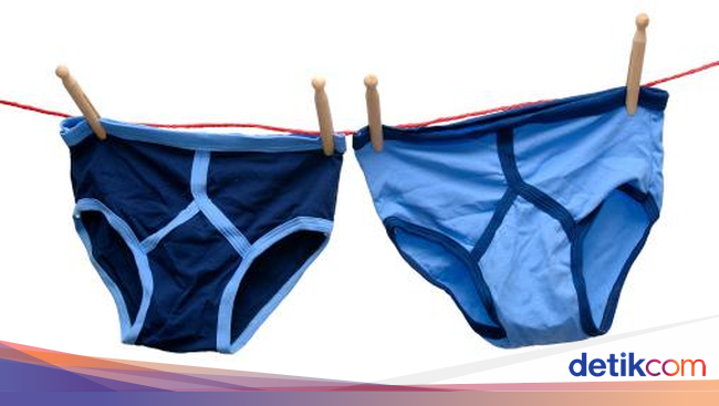 Jarang Diganti, Celana Dalam Bisa Jadi Sumber Penularan Kanker Serviks