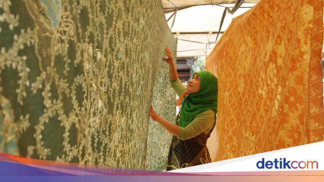 Hari Batik Nasional, Sudah Tahu Arti Kata Batik?