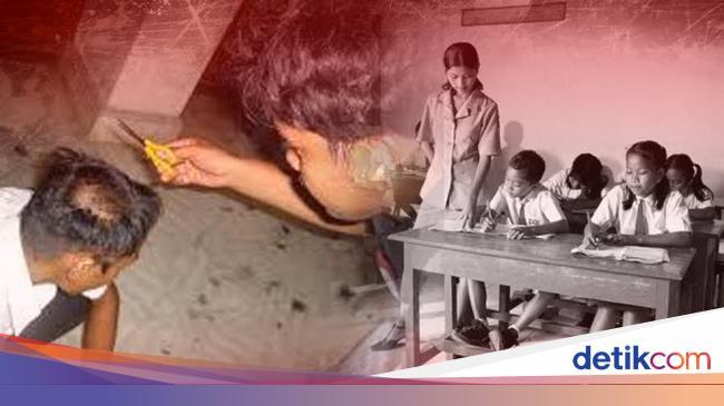 Hukuman Potong Rambut Ini Aturan Yang Melindungi Guru Dalam