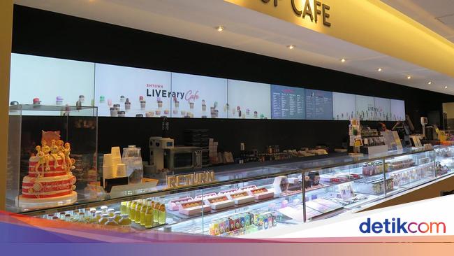 Hasil gambar untuk sm liverary cafe