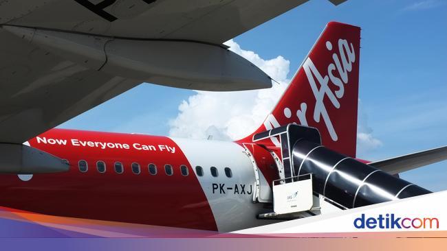 Airasia Resmikan Penerbangan Jakarta Johor Bahru