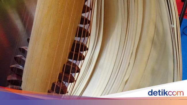 86+ Gambar Alat Musik Tradisional Sasando Kekinian