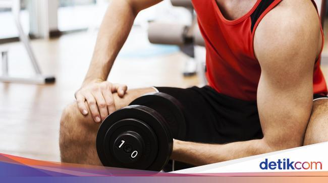 Ingin Panjang Umur Angkat Beban Untuk Perbesar Otot Mulai Dari Sekarang