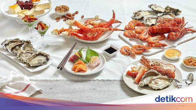Tiap Kamis, Bisa Makan Seafood Segar Sampai Puas di SATOO