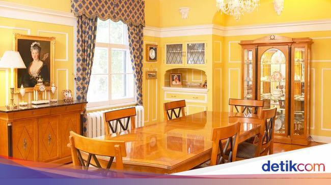Kombinasi Warna Cat Rumah Hijau Tua  tak harus putih 6 warna ini juga buat ruangan tampak lebih