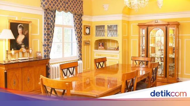 Kombinasi Warna Cat Rumah Kuning  tak harus putih 6 warna ini juga buat ruangan tampak lebih