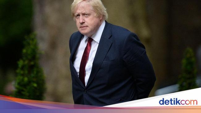 Dirawat karena Corona, PM Inggris Boris Johnson Jalani Terapi Oksigen