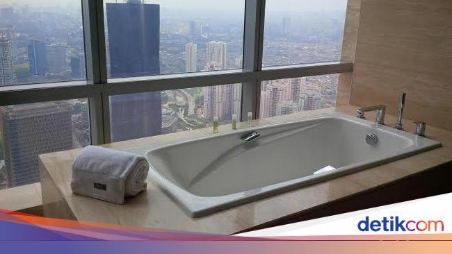 Wow Ini Dia Hotel Tertinggi Se Indonesia The Westin Jakarta
