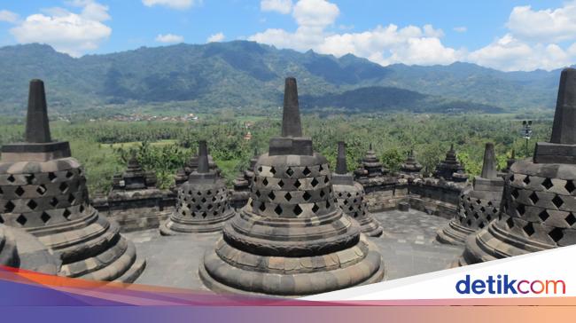 Libur Lebaran Candi Borobudur Siap Sambut Wisatawan