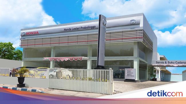 Honda Resmikan Diler Pertamanya Di Probolinggo