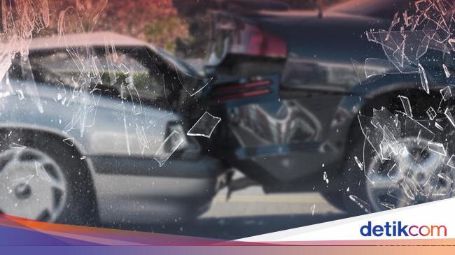 Kecelakaan Beruntun di Tol Cikampek Arah Jakarta, Lalin Macet 5 Km