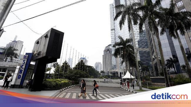 SCBD Delisting Sukarela, Bye-bye Saham Pengelola SCBD