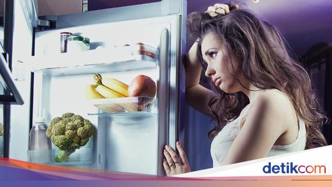 Lapar Tengah Malam, Sehatkah Lanjut Tidur dengan Perut Kosong?